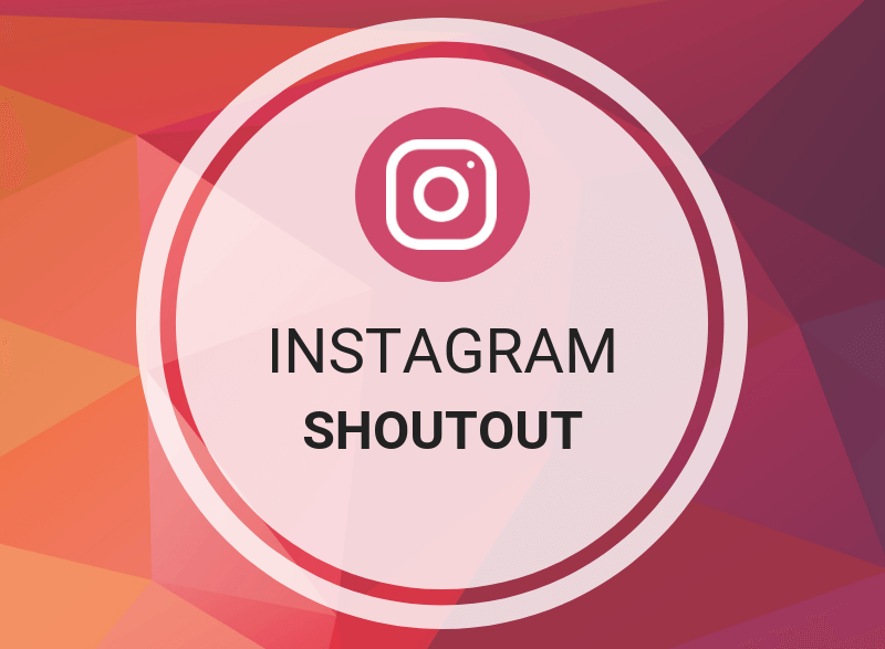 Buy instagram shoutouts